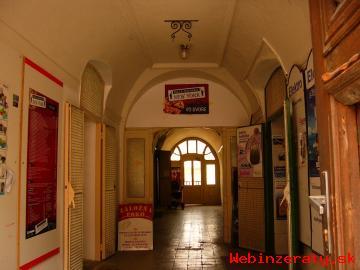 Veľký slnečný historický dom v Levoči