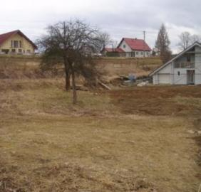 Pozemok Hôrky 665m2