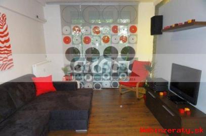 RK-GRAFT ponúka 2-izb.  byt Zvolenská ul