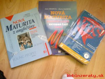učebnice anglický jazyk