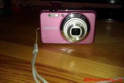 Predám nový fotoaparát SAMSUNG ES80
