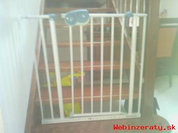detska zabrana na schody