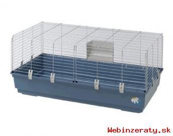 Klietka pre zajace a iné hlodavce 120 x