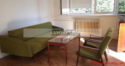 RK-GRAFT ponúka 2-izb.  byt Ďumbierska u