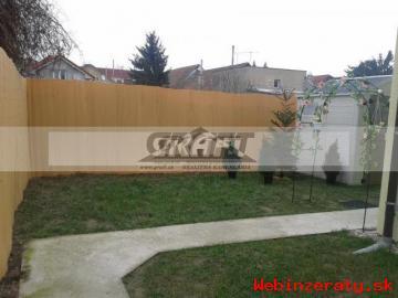 RK-GRAFT ponúka 3-izb.  mezonet Hrachová