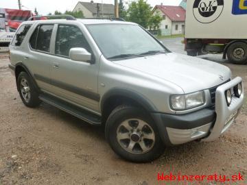 Opel Frontera DTI