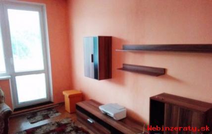 Priestranný 2-izbový byt pri lese