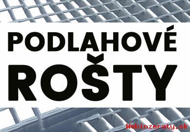 Podlahové rošty Poľsko
