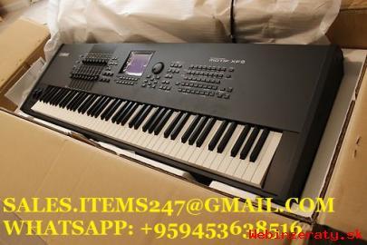 Yamaha Genos XXL-Tyros 5,4,3, Korg Pa4X,