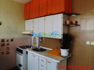 2-izbový byt v Poprade- Matejovciach