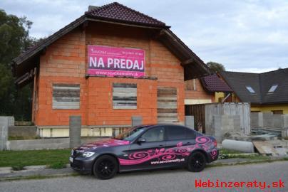 Novostavba RD  obci Batizovce, 114900,-e