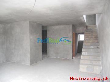 Novostavba rodinného domu v Poprade