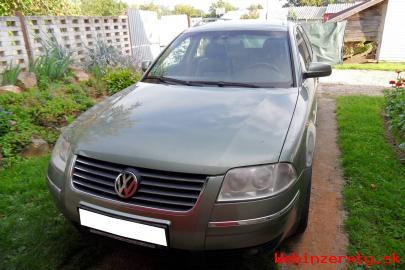 Predám VW Passat Variant 1. 9 TDI Highli