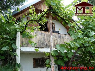 Chata so záhradou Krupina