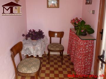 Predaj rodinný dom Krupina