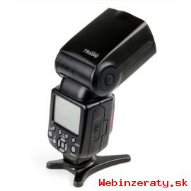 Blesk Triopo Wireless Flash Speedlight T