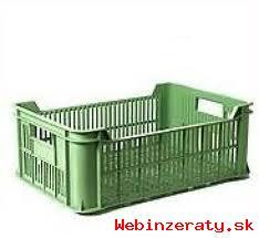 Zelené prepravky