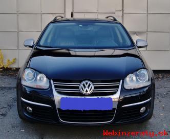 Volkswagen Golfové 2. 0 TDI, 140hk, High