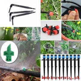 Záhradný zavlažovací systém