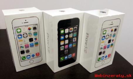 Kúpim Apple iPhone 5S 16/32/64GB