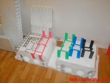 Stavebný systém Quad-Lock