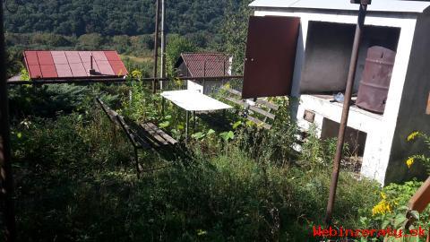 Murovaná chata, dobrý prístup autom, OV