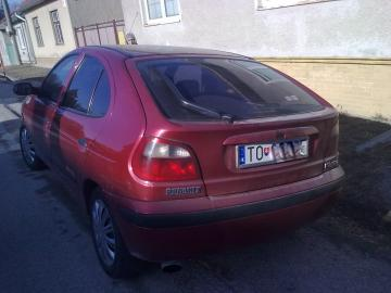 Renault Megane1. 9 DTI RT