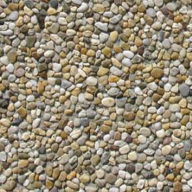Dlažba vymývaná kamínky
