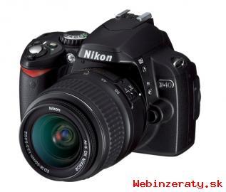 Predam Nikon D40