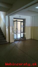 4-izb.  byt Krížna ul. -Staré Mesto