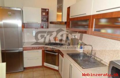 RK-GRAFT ponúka 3-izb.  byt Kazanská ul.