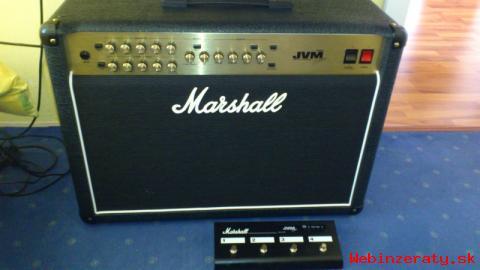 Combo Marshall JVM 205C