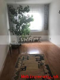 RK-GRAFT ponúka 4-izb.  byt Topoľčianska
