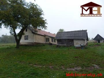 Predaj RD na polosamote Litava - Lackov