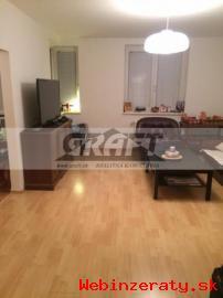 RK-GRAFT ponúka 3-izb.  byt Píniova ul.
