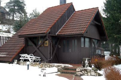 Predám dom v Nízkych Tatrách -7 izbový