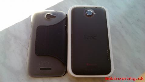 Predám HTC One X 16GB so zárkou 1,5 roka