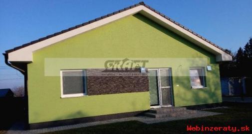 RK GRAFT ponúka 4-izb.  novostavbu RD To
