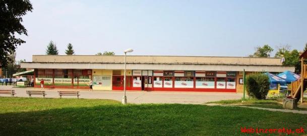 Prenajmeme obchodné priestory - Levoča