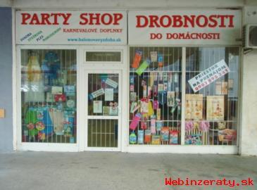 Nebytové priestory- prenájom B. Bystrica
