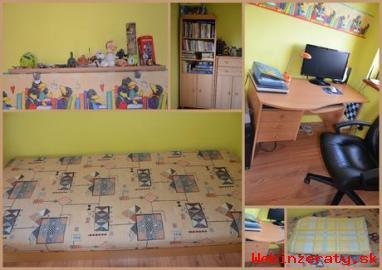 1-2 detské izby pre 2-4 deti