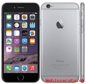 nový Apple Iphone 6 Plus 16GB-BA+celáSR