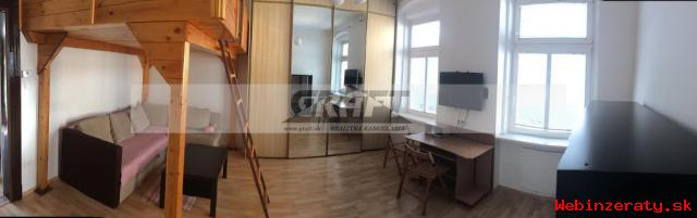 1-izb.  byt Moskovská ul.  - Staré Mesto
