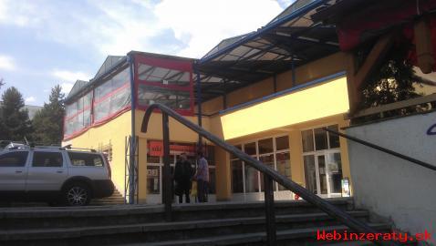 Prenájom obchodných priestorov Banská By