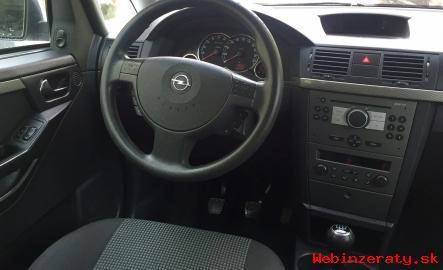 Opel Meriva 1. 3 CDTI Cosmo, ecoflex