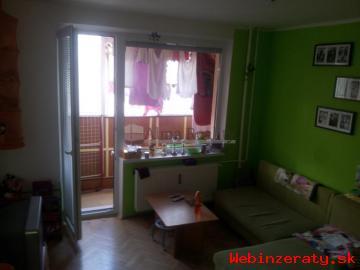 1 izbový byt Aluinczyho, v cen.  mesta