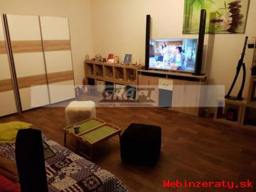 RK-GRAFT ponúka 1-izb.  byt Vlčie hrdlo