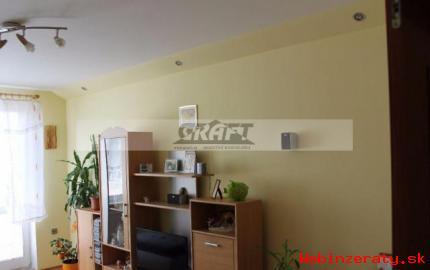 2-izb.  byt Kadnárová ul.  - Rača