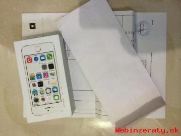 Telefón Unlocked Apple iPhone 5S