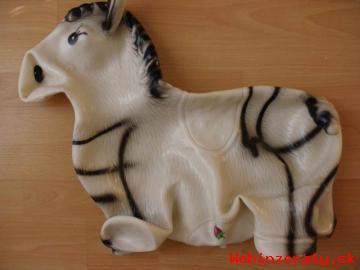 Skákadlo – hopsadlo – zebra